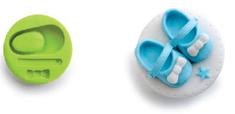 Ibili 3D forma na fondant bota