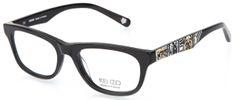 Kenzo női fekete szemüvegkeret