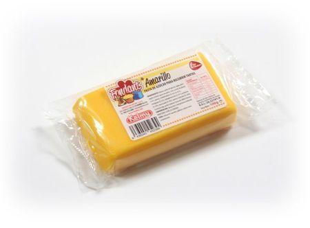 Kelmy Potahovací hmota 100 g - žlutá