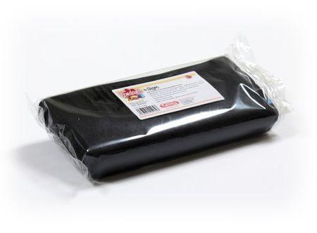 Kelmy Potahovací hmota 1 Kg - černá