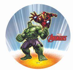 Florensuc Jedlý papír Avengers A