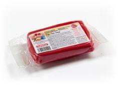 Kelmy Potahovací hmota 250 g - červená