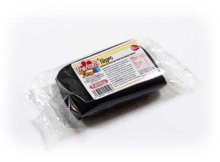 Kelmy Potahovací hmota 100 g - černá