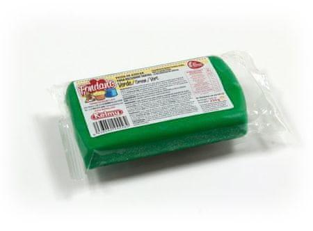 Kelmy Potahovací hmota 250 g - zelená