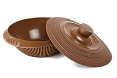 Silikomart Miska na rozehřívání čokolády 1,2l
