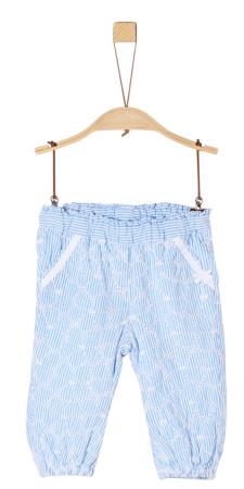 s.Oliver spodnie dziewczęce 68 niebieskie