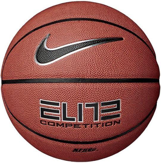 Nike Elite Competition 2.0 - Velikost 6 - Amber/Black/Metallic Silver/Black