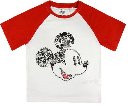 1a748d57c427e Disney dětské tričko Mickey Mouse 92 biela/červená   MALL.SK