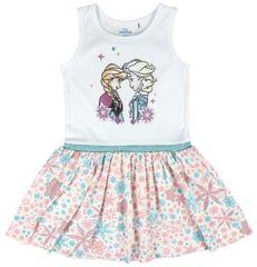 Disney dívčí šaty Frozen