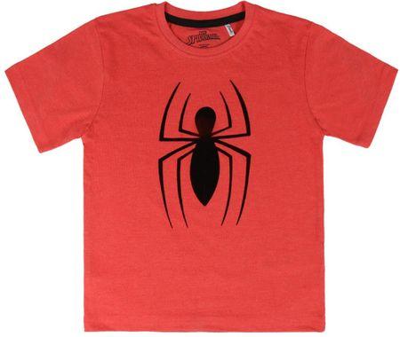 Disney fantovska majica Spiderman, 98, rdeča
