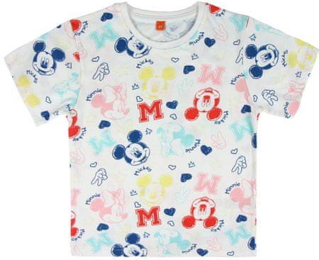 Disney koszulka dziecięca Mickey Mouse 92 wielokolorowy