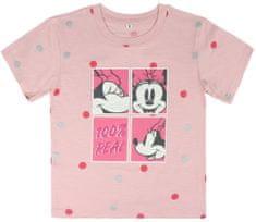 Disney dívčí tričko Minnie