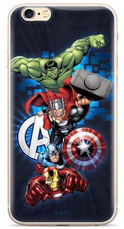 MARVEL Tylna obudowa dla iPhone XS Avengers 001 MPCAVEN060