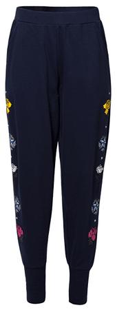 Desigual Spodnie z dresu damskiePant Katya Navy 19SWPK07 5000 (rozmiar S)