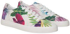 Desigual Női sportcipőCanvas Vulcanized Sneker Bio Poppy Coral 19SUKW08 7058