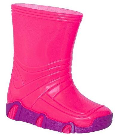 Zetpol dekliški škornji, 33,5, roza