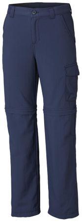 COLUMBIA spodnie dziecięce Silver Ridge III 116 niebieskie