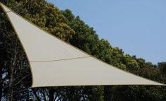 Rojaplast płachta przeciwsłoneczna, trójkąt 5 m