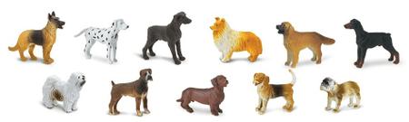 Safari Ltd. Tubus - kutyák
