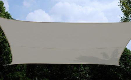 Rojaplast kvadratno jadro za senco, 5 m