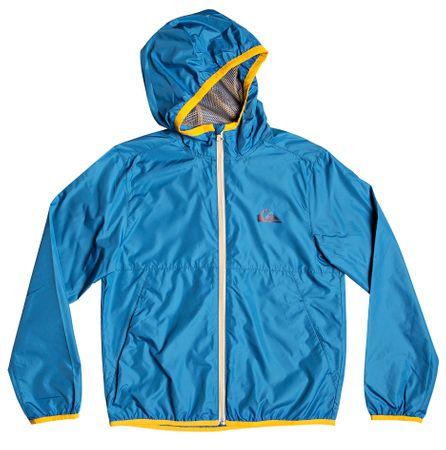 Quiksilver chlapecká bunda Contrasted 164 modrá