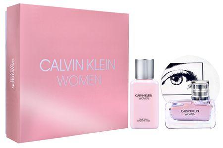 Calvin Klein Woda perfumowana Women - EDP 30 ml + mleczko do ciała 100 ml