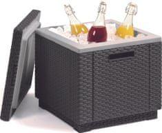 Rojaplast škatla za hladno pijačo ICE CUBE