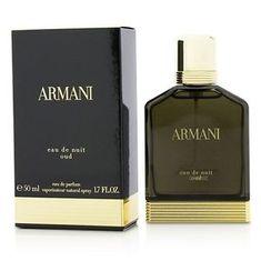 Armani parfemska voda Eau de Nuit Oud, 50ml