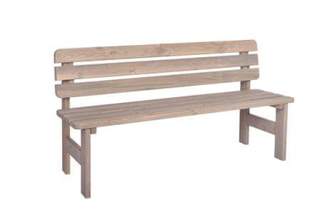 Rojaplast ławka ogrodowa VIKING 150 cm