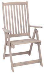 Rojaplast krzesło HOLIDAY regulowane