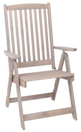 Rojaplast Kerti szék HOLIDA állítható
