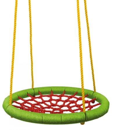 Woody gugalni obroč (premer 83 cm), zeleno rdeči