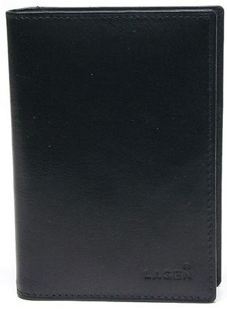 2c18862085da Lagen Bőr irattartó Black V-61 - További információ a termékről ...