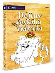 Dějiny udatného českého národa (3DVD) - DVD