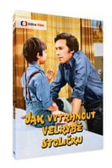 Jak vytrhnout velrybě stoličku (remasterovaná verze) - DVD