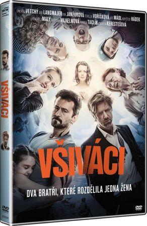Všiváci - DVD