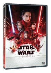 Star Wars Poslední z Jediů - DVD