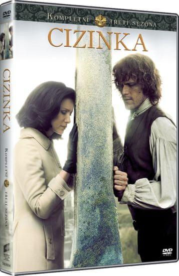 Cizinka - 3. série (5DVD) - DVD