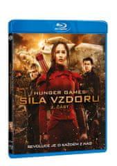 Hunger Games: Síla vzdoru 2. část - Blu-ray