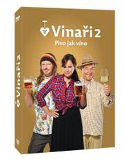 Vinaři - 2. série: kolekce (6DVD) - DVD