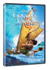 Odvážná Vaiana: Legenda o konci světa - DVD
