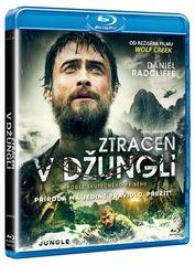 Ztracen v džungli - Blu-ray