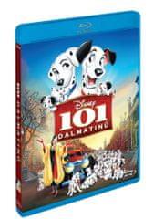 101 Dalmatinů (Edice Disney klasické pohádky) - Blu-ray