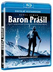 Baron Prášil (Digitálně restaurovaná verze) - Blu-ray