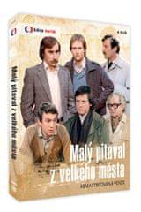 Malý pitaval z velkého města (4DVD) - HD remaster verze - DVD