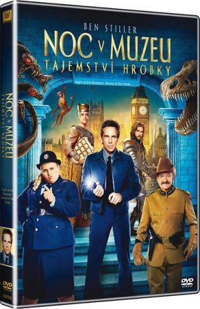 Noc v muzeu 3 - DVD