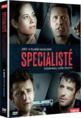 Specialisté - 1. série (6DVD) - DVD