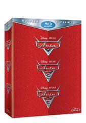 Kolekce AUTA 1.-3. (3BD) - Blu-ray