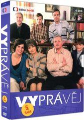 Vyprávěj - 5. řada (6 DVD) - DVD