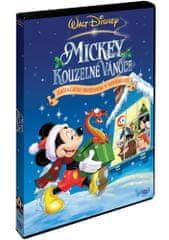 Mickeyho kouzelné Vánoce - DVD